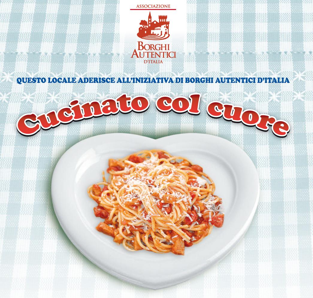 Solidarietà dai ristoratori dei borghi autentici d'Italia