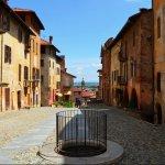 saluzzo visita guidata in francese al centro storico