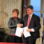 Assemblea Borghi Autentici d'Italia 2017,protocollo con Legambiente