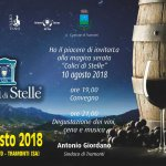Calici di Stelle a Tramonti, edizione 2018
