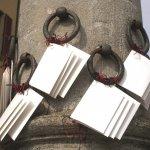 Festa dell'ospitalità Bertinoro-Colonna delle anella