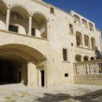 Ingresso del palazzo marchesale di Melpignano