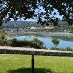 Lago Omodeo visto da Bidonì