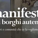 manifesto borghi autentici
