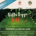Villa Luppo BAI Night: una serata social food a Saluzzo (Cn)