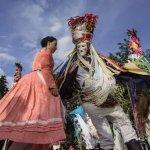 Le maschere de Carnevale di Alessandria del Carretto