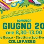 """Collepasso (Le) celebra la 15ª """"Giornata Nazionale dello Sport"""""""