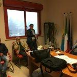 miglierina, un incontro per la comunità ospitale