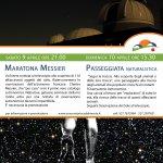 montesegale passeggiata alla scoperta della natura e del cielo con visita all'osservatorio astronomico