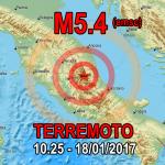 nuovo terremoto nel Centro Italia