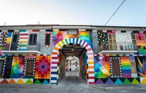Borgo Universo  - Aielli