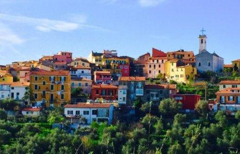 Il borgo di Pitelli