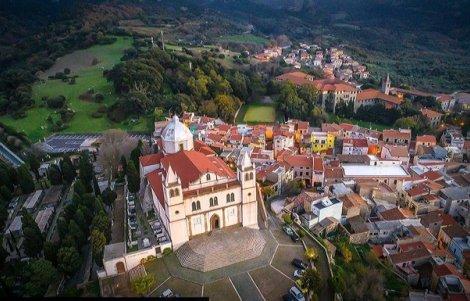 Cuglieri-Sardegna