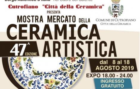 Cutrofiano-Mostra-Ceramica-Artistica-2019