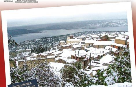 Inverno-sul-Lago-Omodeo-a-Sorradile