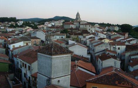 Borgo autentico di Satriano di Lucania