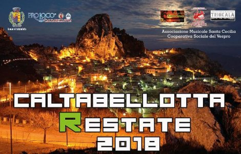 Caltabellotta-Agrigento-REstate-2018