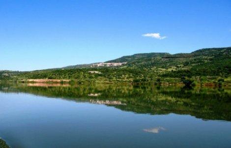 Sorradile-lago-Omodeo