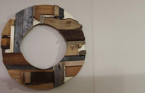 Mostra artigianato Saluzzo dettaglio allestimento