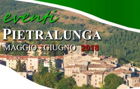 Tradizione, arte e gusto:  eventi a Pietralunga (Pg) tra maggio e giugno 2018