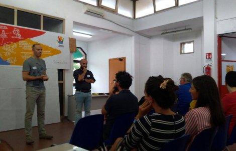 progetto Lampu! cambio di prospettiva