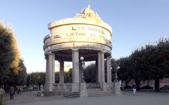Piazza Vittorio Emanuele II, Cassarmonica, Acquaviva delle Fonti