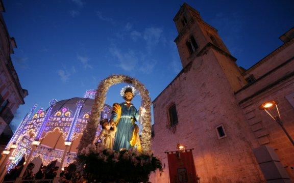 Capurso, Festa patronale di San Giuseppe