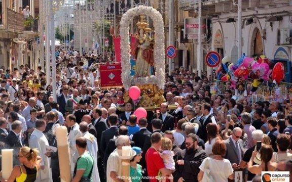 Capurso, la Festa della Madonna del Pozzo