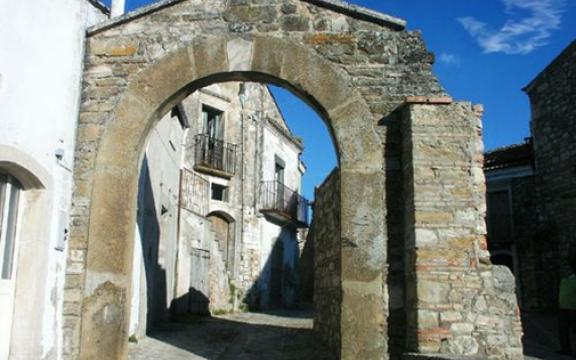Accadia particolare centro storico