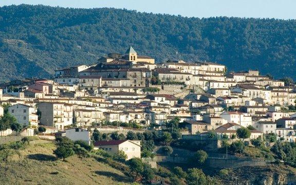 Albidona-paesaggio