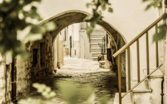 Turi, Arco di Mastronatale (Cialduzzi) - ph. Maria Rosaria Venere