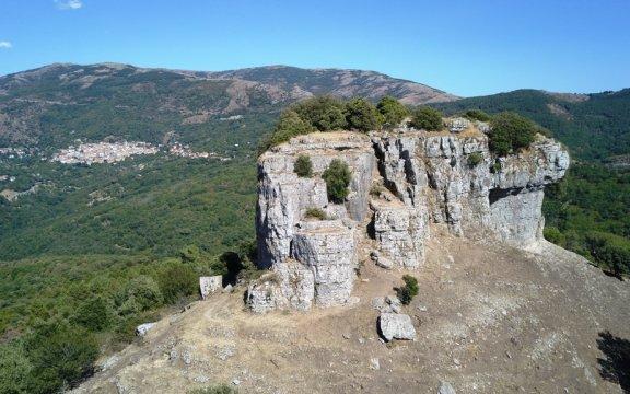 Aritzo Meseddu de Texile sito archeologico