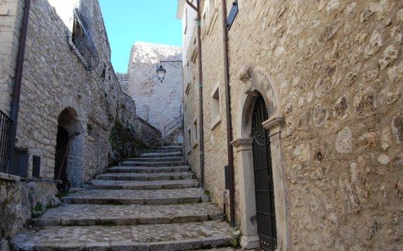 Barrea-scalinata