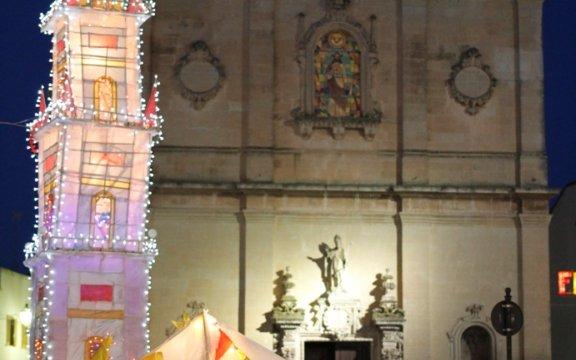 Festa dei Lampioni, Calimera, ph. Antonella Corciulo