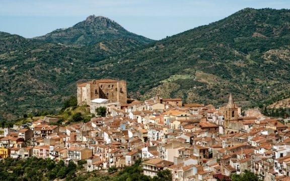 Castelbuono-Madonie-Sicilia