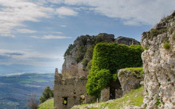 Castello-longovardo-castrum-olebanum-Olevano-sul-Tusciano