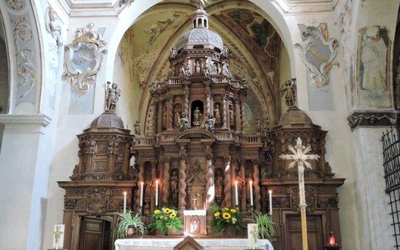 Castelvecchio-Subequo-interni-Chiesa-SFrancesco-d'Assisi-foto-Giuseppe-Cera