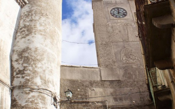Chiauci arco e campanile