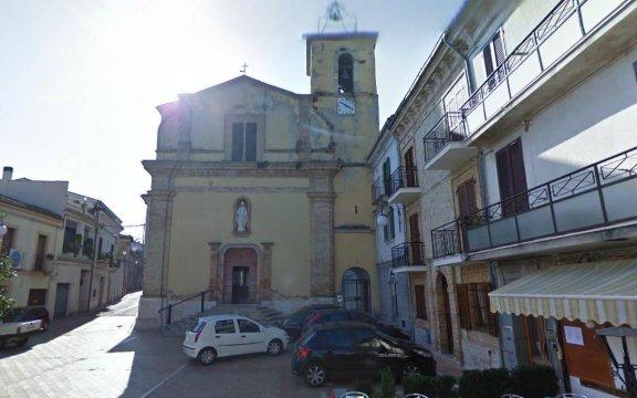 Chiesa di San Giovanni Apostolo, Perano