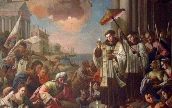 Chiesa natività B.M.V._Saverio Lillo_Miracolo della Mula_ 1773