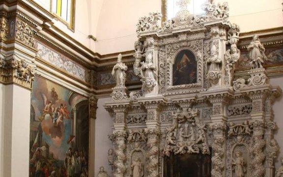 Ruffano-Chiesa-natività-BVM-altare