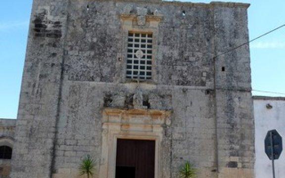 Minervino Chiesa Madonna delle Grazie