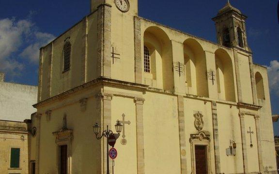 Chiesa Madre di San Cassiano di Lupiae -Wikimedia