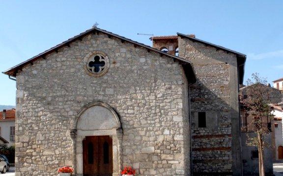 Scurcola Chiesa S. Egidio