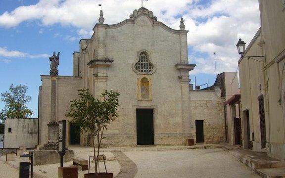 Chiesa Madonna Assunta San Cassiano di Lupiae – Wikimedia