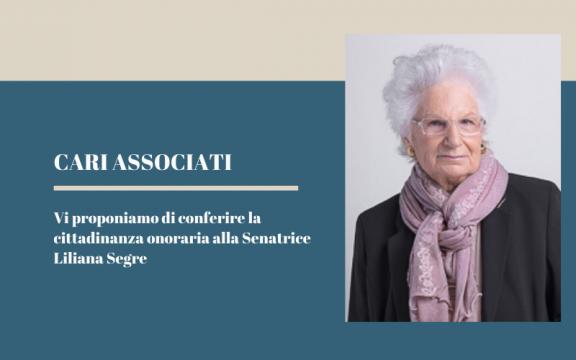 Associazione-Borghi-Autentici-dItalia-cittadinanza-onoraria-Liliana-Segre