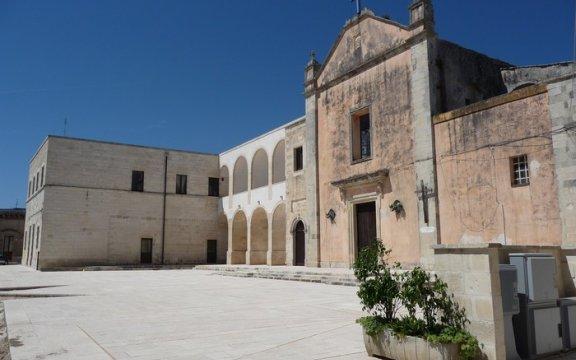 Minervino Convento di S. Antonio