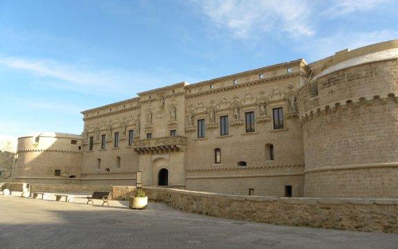 Corigliano-d-Otranto-Castello