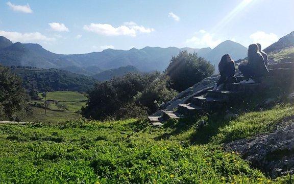 Cuglieri-escursione-a-castedduEtzu-associazione-Marafé