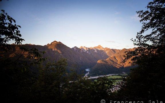 Forni di Sotto, Parco delle Dolomiti Friulane